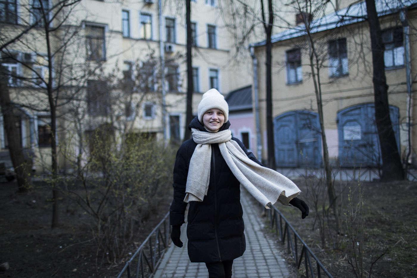 Екатерина Овсянникова